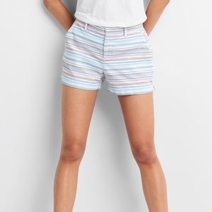 """3"""" City Shorts in Canvas Cotton"""